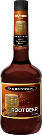 Dekuyper Schnapps Old Tavern Root Beer 45@